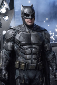 Batman In Justice League 2017