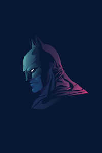 1440x2560 Batman The Dark Knight Minimal