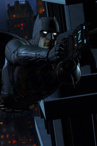 1280x2120 Batman The Telltale Series The Enemy Within 4k