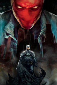 320x480 Batman Under The Red Hood Movie