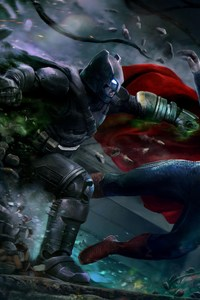 Batman V Superman Best Art