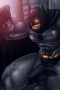 Batman Vs Superman Artwork 5k