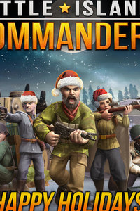 Battle Island Commanders Happy Holidays
