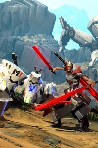 Battleborn Game Gameplay