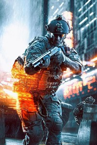 1440x2560 Battlefield 4 Game HD