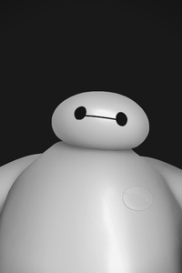 640x960 Baymax Big Hero 6