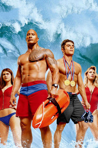 Baywatch 2017 Movie 4k