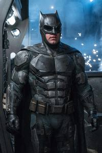 Ben Affleck As Batman In Justice League 8k