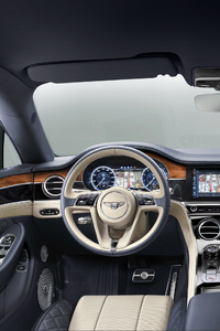 Bentley Continental GT 2017 Interior