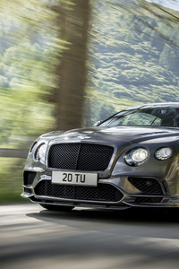 Bentley Continental GT Supersport