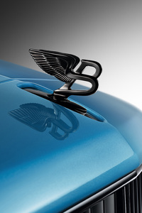 Bentley Mulsanne Speed Design Logo