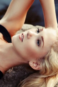 Berit Birkeland Lying Down