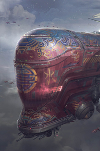 Beyond Good And Evil 2 Spaceship Cyberpunk