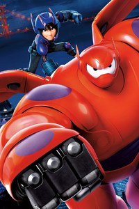 1080x2280 Big Hero 6 HD