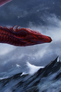 Big Red Dragon