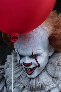 Bill Skarsgard As Clown Pennywise It 5k