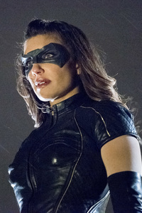 750x1334 Black Canary Arrow Season 6 2018