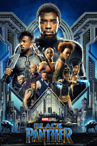 1280x2120 Black Panther 2018 Movie HD