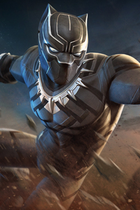 Black Panther Marvel Contest Of Champions