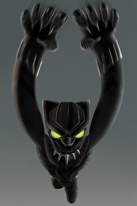 Black Panther New Art