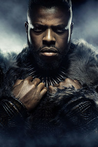 Black Panther Winston Duke As Mbaku 5k