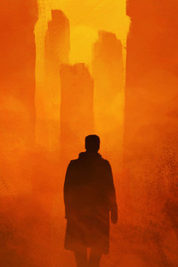 Blade Runner 2049 Art HD