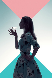1125x2436 Blake Lively In A Simple Favor 2018 Movie