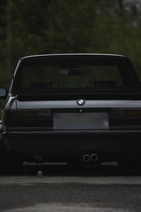 Bmw E28 Vintage Photography