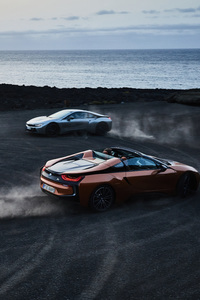 BMW I8 2018 Coupe