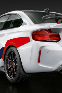 BMW M2 Competition M Performance 2018 Rear