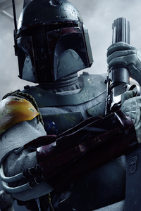 View Attachment 679769 Source Boba Fett 640x1136 Resolution Wallpapers IPhone 5 5c 5S SE Ipod Touch Star Wars