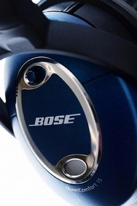480x854 Bose Headphones Logo