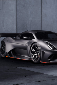 240x320 Brabham BT62 Road Legal Package 2019