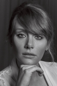 240x320 Bryce Dallas Howard Monchrome