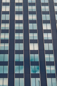 480x800 Building Windows Grid Abstract