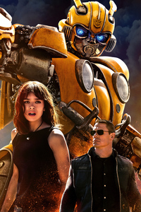 360x640 Bumblebee Movie Poster 2018