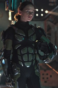 Cailee Spaeny In Pacific Rim Uprising 2018
