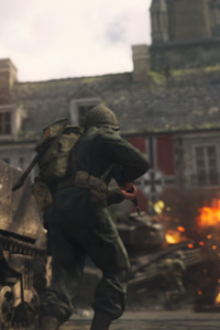 Call Of Duty Ww2 War