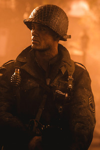 Call Of Duty WWII Soldier