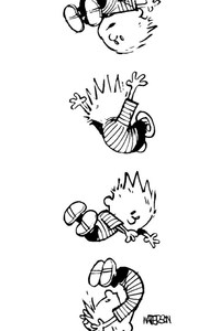 360x640 Calvin And Hobbes