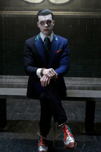 750x1334 Cameron Monaghan As Joker In Gotham Tv Show