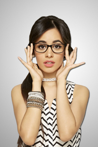 Camila Cabello Wearing Glasses