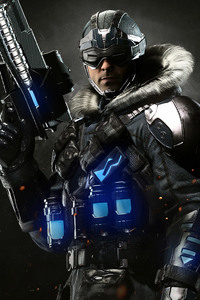 Captain Cold Injustice 2