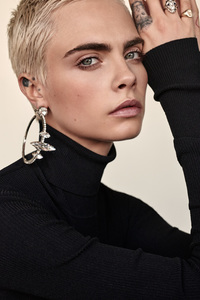 Cara Delevingne The Edit