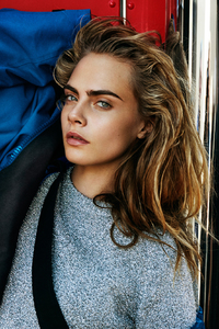 Cara Delevingne Vogue UK 2017