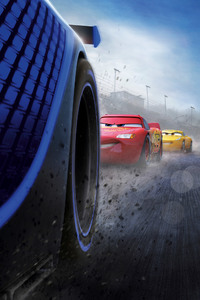 Cars 3 5k 2017 Movie