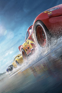Cars 3 5k Movie 2017