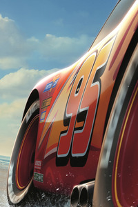 Cars 3 8k Disney Movie