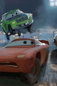 Cars 3 Artwork 2