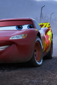 Cars 3 Lightning McQueen Movie 2017